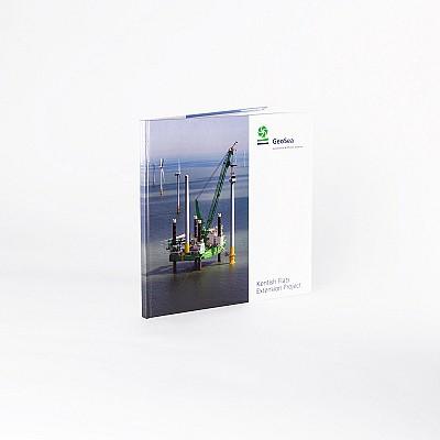 Hardcover boek GeoSea