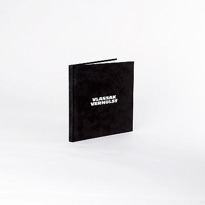 Hardcover boek Vlassak Verhulst