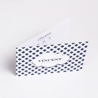 Geboortekaart Vincent